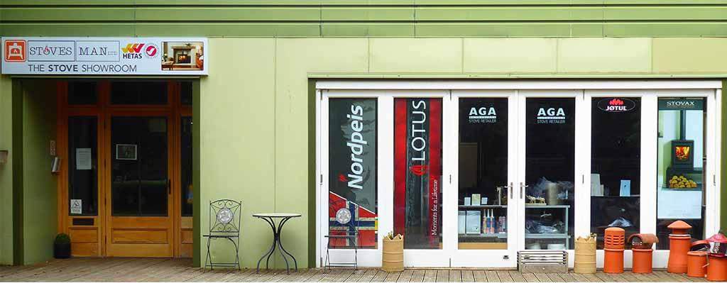 Stoves Man Ltd Showroom