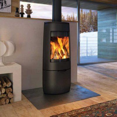 Dovre Bold 400 Freestanding Woodburner