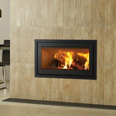 Lotus H570 Black Magic Woodburner
