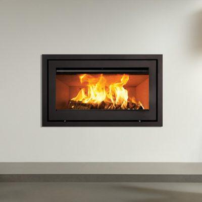 Lotus H570W Black Magic Woodburner
