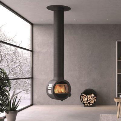 Nordpeis ME Ceiling Woodburner
