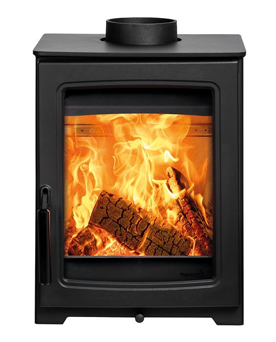 Parkray Aspect 4 Compact Eco Freestanding Woodburner