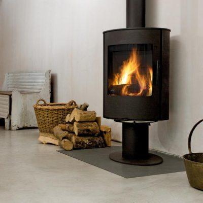AGA Lawley (Pedestal Option) Woodburner