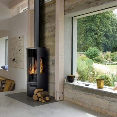 AGA Dorrington Freestanding Woodburner