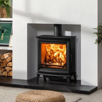 Stovax Chesterfield 5 Wide Multifuel