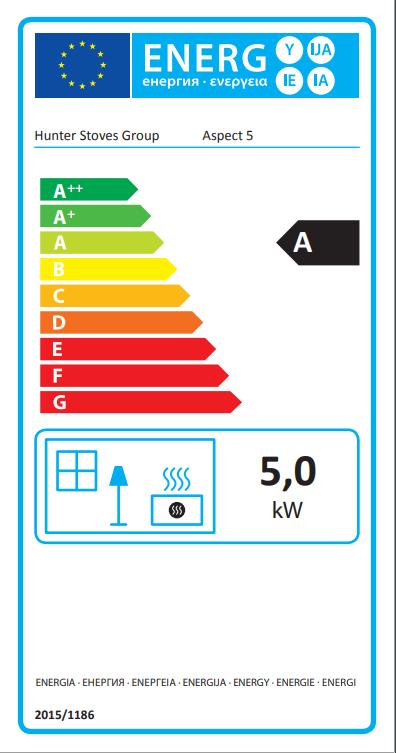 Parkray Aspect 5 Eco Freestanding Multifuel