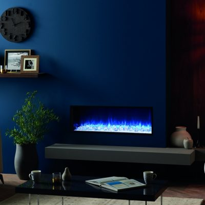 Gazco eReflex 105R Inset Electric