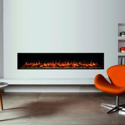 Gazco eReflex 195R Inset Electric